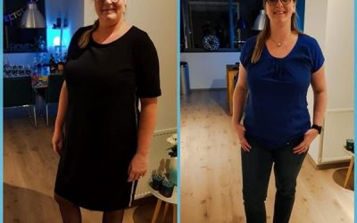 Inge viel 15 kilo af en wil meer